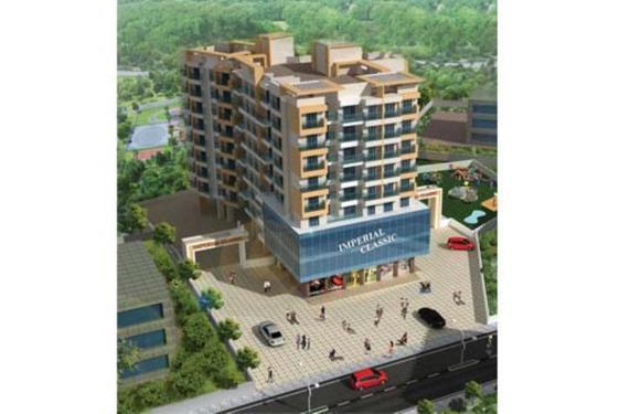 Shree Ganesh Imperial Classic - 2 & 3bhk Flats on Sale