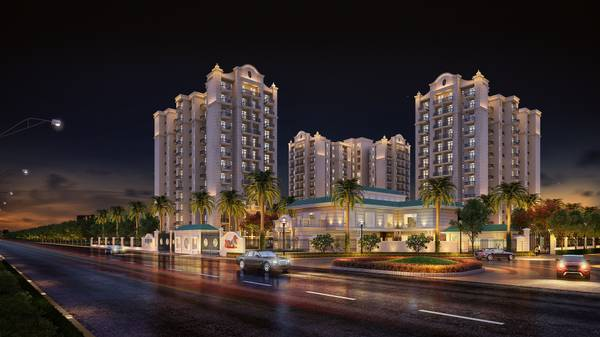 3 BHK Apartment in Lucknow- Oro Constructions