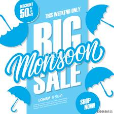 Big monsoon sale offer for Wednesday