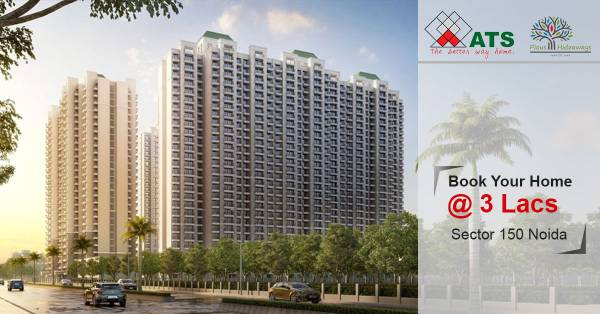 ATS Pious Hideaways offering 3 BHK Flats in Noida