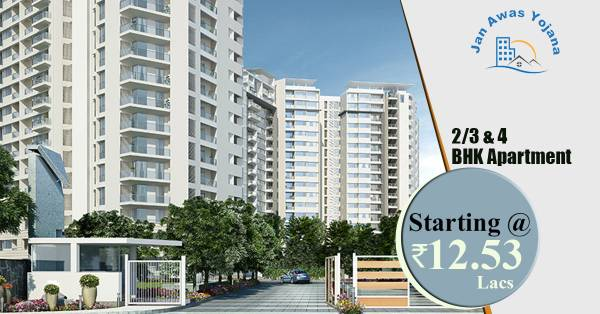 New Launched Residential Project Jan Awas Yojana by Migsun