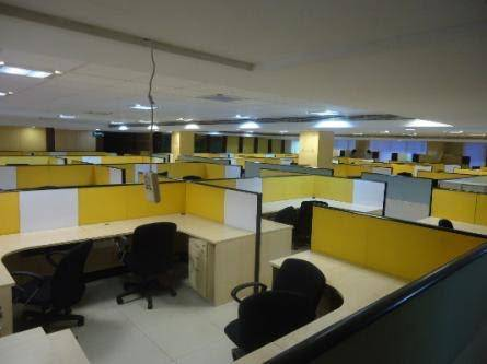 sq. ft Prime office space for rent at victoria road