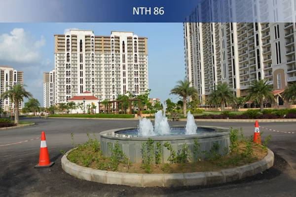 DLF New Town Heights- Ready to Move-in 3BHK in Sector 86