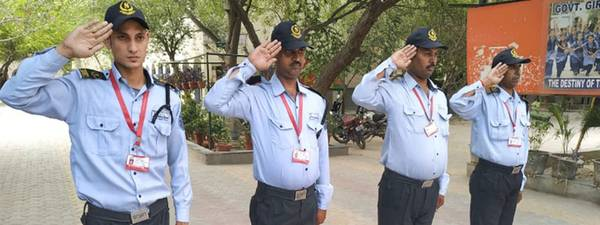 Security Guard Services mayur vihar - Manpower Services