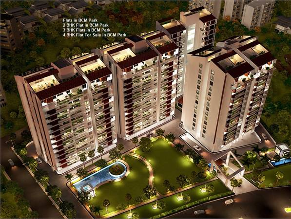 2 BHK Flat in BCM Park