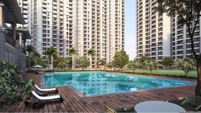 ATS Happy Trails 3BHKStudy Flats in Greater Noida