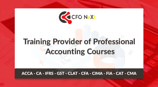 BSc (Hons) in Applied Accounting: Course Training - CFO NeXt