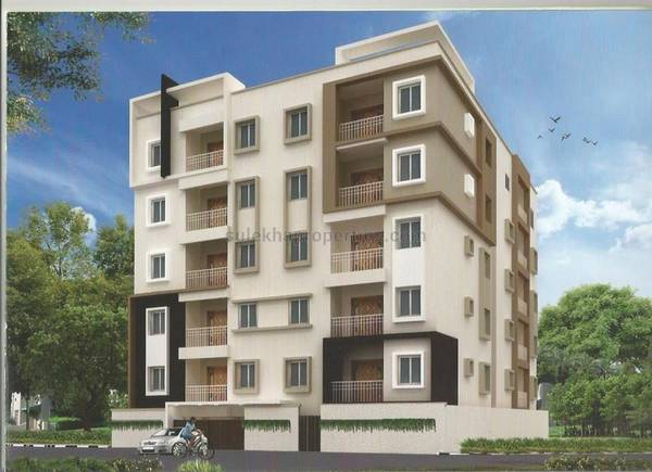 Old Airport Rd Near Manipal Hospital 3 bedroom flat for rent