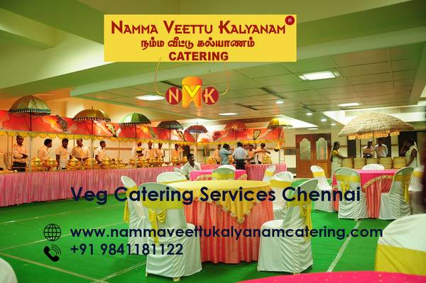 Best Veg Catering Services In Chennai - Wedding Catering