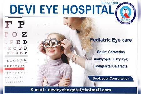 Devi Eye Hospital | Explore Top Best Glaucoma Operation in