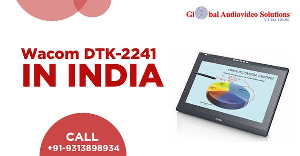 Global Audio Video Solutions: Top Wacom DTK- in India