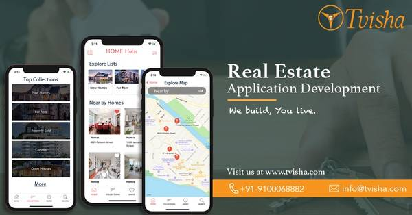Real Estate Application Development - Real Estate Software