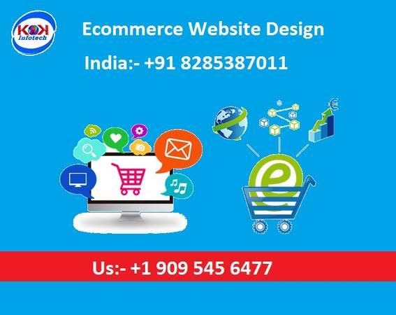 Affordable Ecommerce Website Design Service Provider