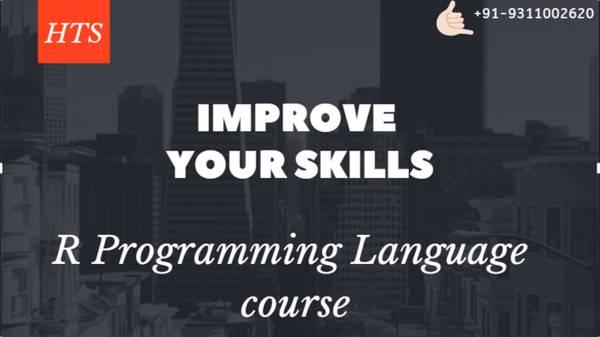 R Programming Training Institute in Delhi