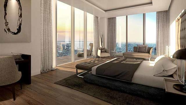 TRUMP TOWERS Luxury 3Bhk Flats