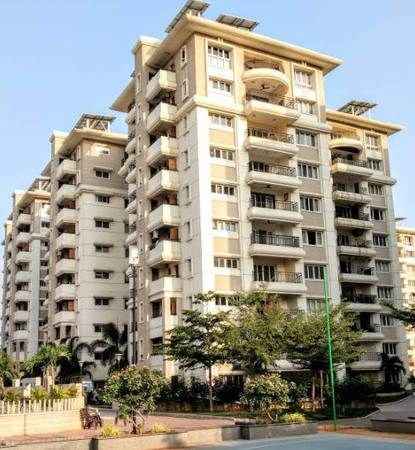 3bhk fully furnished flat for rent in NCC Gachibowli