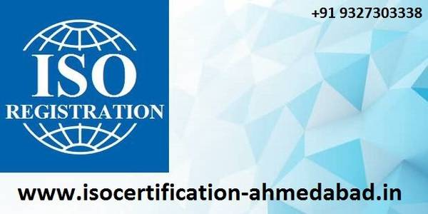 Consultant for ISO registration process in Ahmedabad