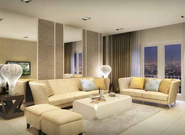 DLF Skycourt: 3BHK AIR CONDITIONED Apartments in Gurgaon