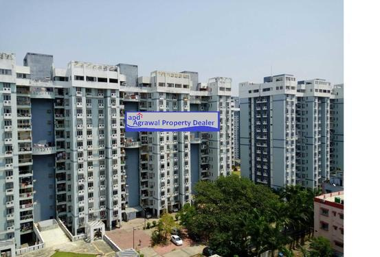 Residential Flat For Rent In South City Garden Bl Saha Road