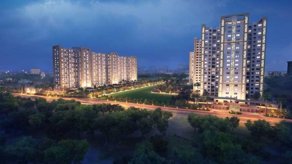 2 and 3 BHK Shriram Greenfield Apartments in Old Madras