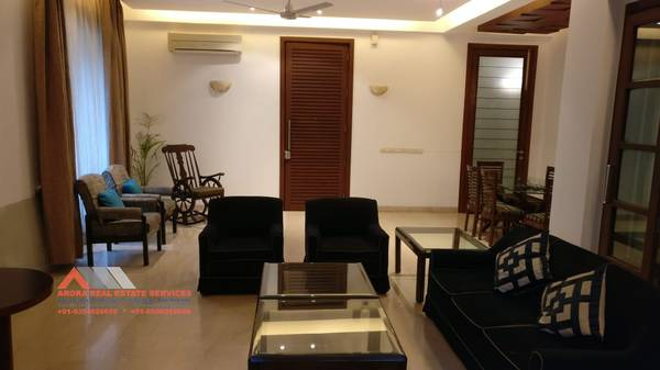 1BHK Fully Furnished Floor in Anand Niketan, New Delhi