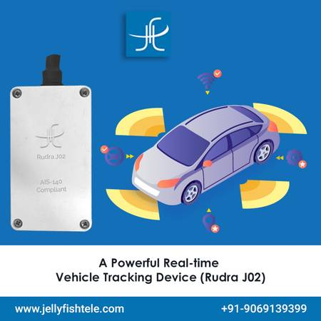 A Powerful Real-time Vehicle Tracking Device