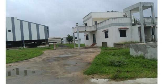 Factory Land And Building For Sale In Mehsana Gujarat India