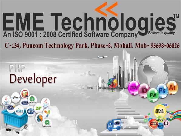 Best PHP Training in Chandigarh