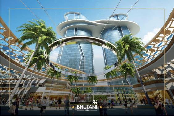 Bhutani Grandthum Classic Commercial Project at Noida