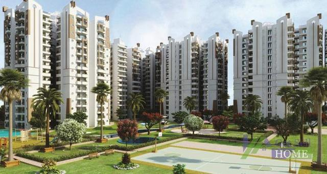 Charms Castle 2 BHK Ready to Move in Raj Nagar Extn