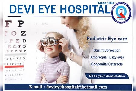 Devi Eye Hospital| Find Most Trusted Eye Hospital in