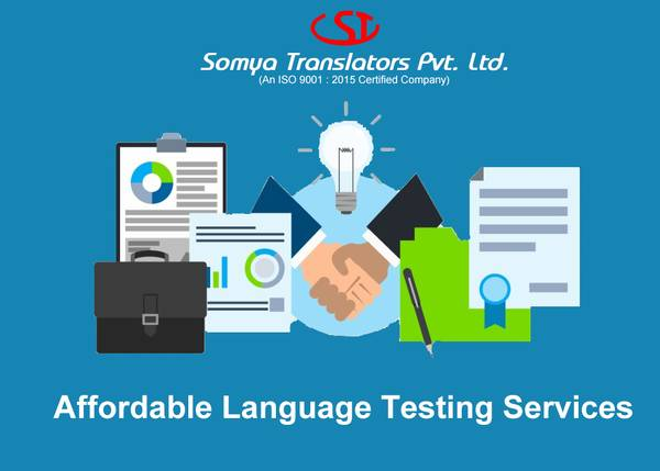 Get Affordable Language Testing Services in Delhi India
