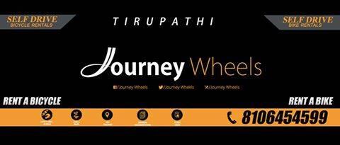 JourneyWheels Self Drive bike Rental Bike rental in