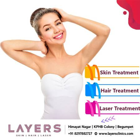 Layers Clinic In Hyderabad For Skin   Hair   Laser