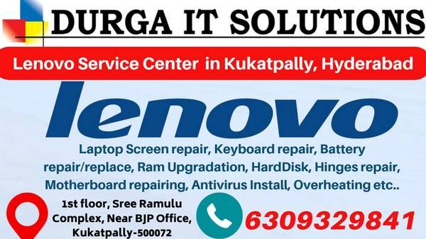 Lenovo service center in Hyderabad