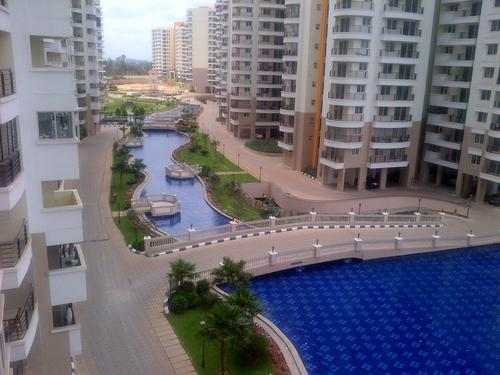 Purva Venezia: 3 BHK Semi Furnished flat for SALE