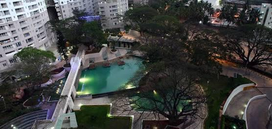 Salarpuria Greenage: 3 BHK Semi Furnished flat for RENT