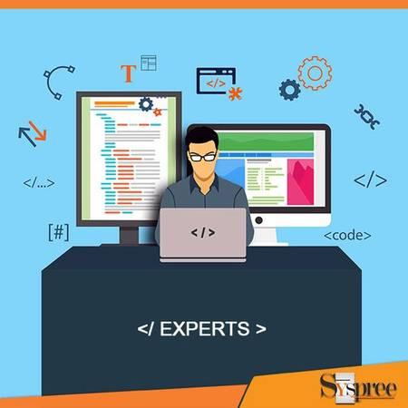 Web development services in Mumbai - Syspree