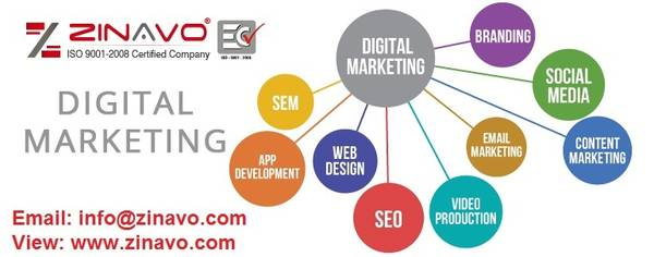 Zinavo | Best SEO and Social Media Marketing Company in