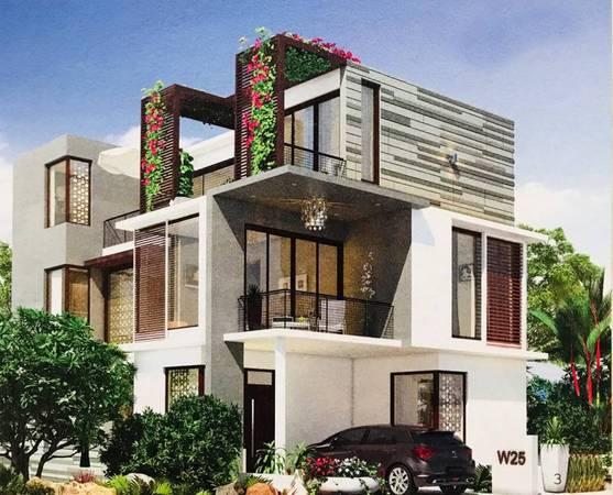 3 and 4BHK Duplex Villas for Sale in Kompally Hyderabad