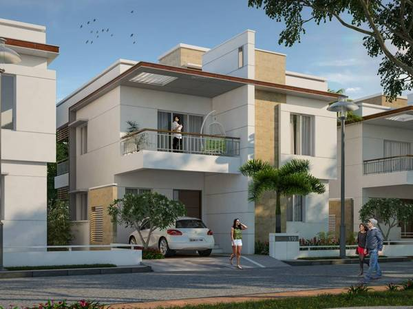 3 and 4Bhk Villas for Sale in Maheshwaram Hyderabad
