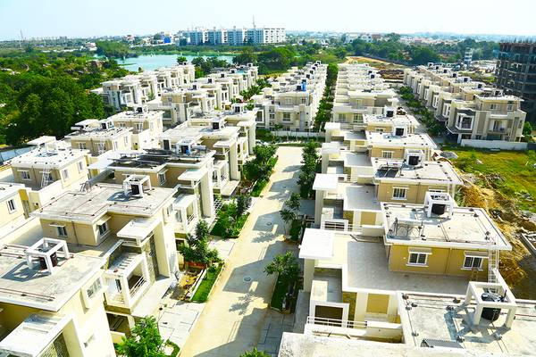 4BHK Villas for Sale in Gopanpally Gachibowli