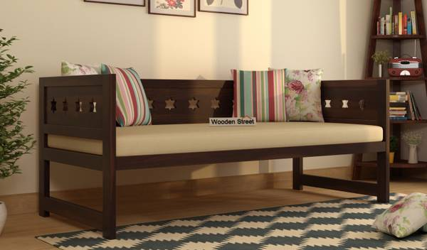 Explore the Amazing Solid Wood Divan in Bangalore   Wooden