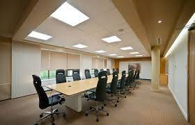 Sq. ft. Semi Furnished office space for rent at