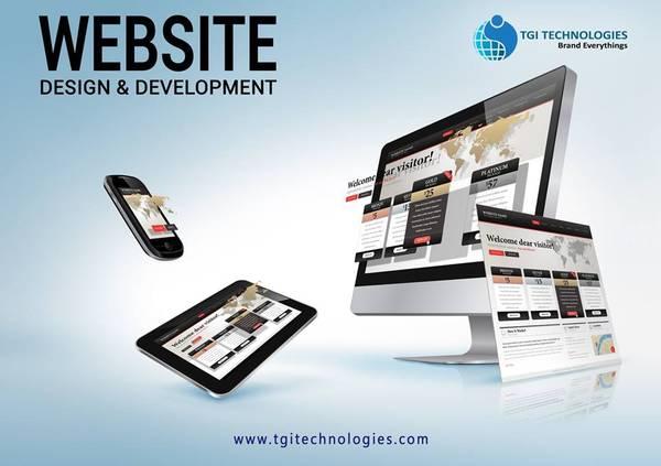 TGI Technologies is the top Website design company in Kerala