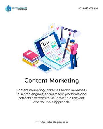 The best Content Marketing and Digital Marketing Company in