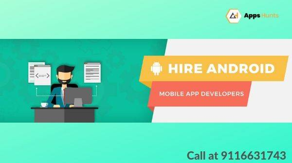 Android App Developers in Jaipur