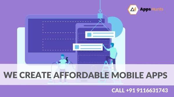 Appshunts - Leading Mobile App Developers in India
