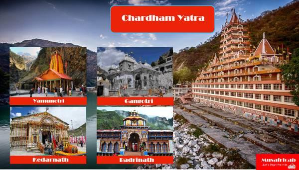 Gorakhpur to Chardham Tour Package | Chardham Yatra from
