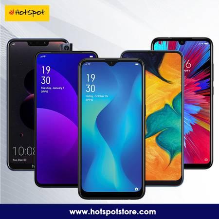 Hotspot- Best Smartphone Store in Delhi